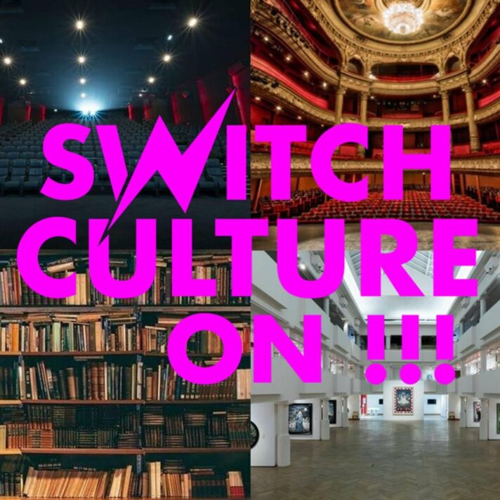 SWITCH CULTURE ON