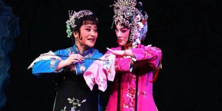 Chinesische Oper: Workshop