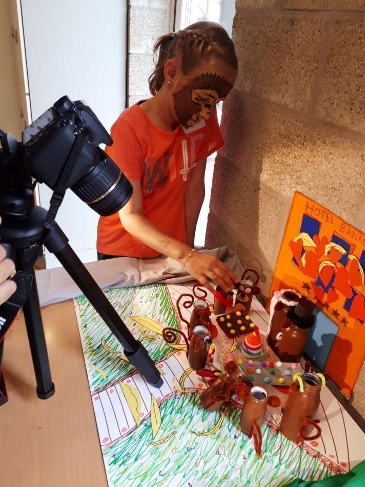 Medienzentrum Ostbelgien: Trickfilm-Werkstatt