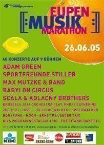 Eupen Musikmarathon 2005