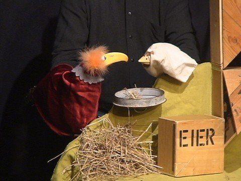 "Theater Laku Paka: ""Alfred im Stroh und anderswo"""