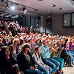 Begeisterung auf allen Rängen: Über 2 200 Besucher beim scenario Festival 2017!