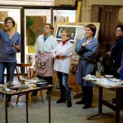 Tanja Mosblech: Malerei (Gruppe 2)